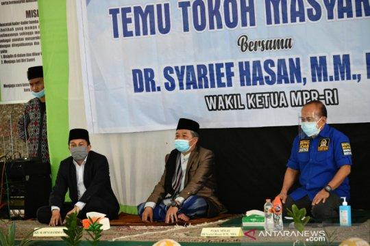 Wakil Ketua MPR ajak masyarakat taat protokol kesehatan