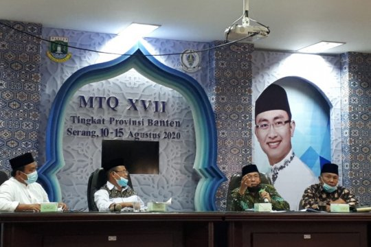 MTQ XII Banten digelar dengan protokol kesehatan ketat, sebut LPTQ