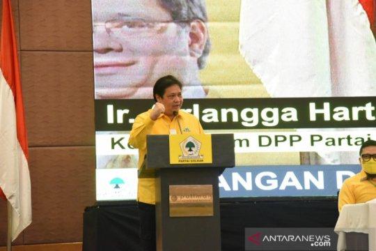 Golkar fokuskan Sulawesi sebagai basis pemenangan wilayah timur
