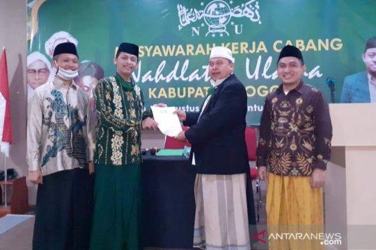 PCNU Bogor siap kawal program pemerintah