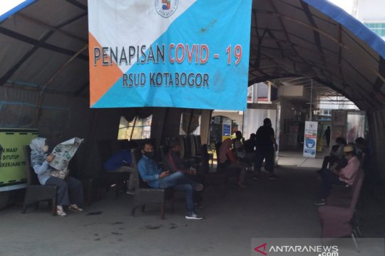 Dalam dua hari kasus positif COVID-19 di Kota Bogor bertambah 24