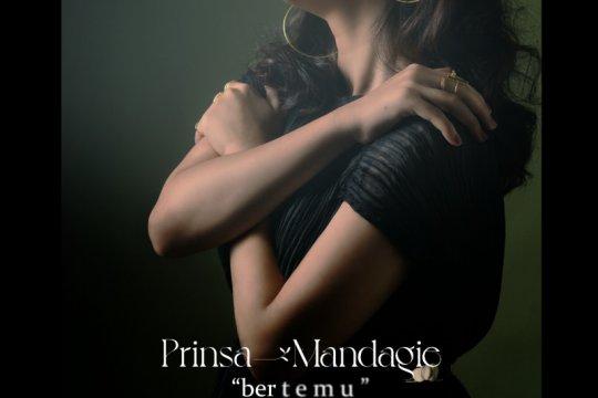 "Terinspirasi dari mimpi, Prinsa Mandagie rilis lagu ""Bertemu"""