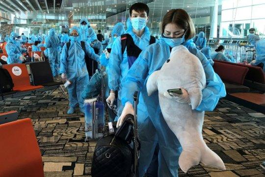 Vietnam akan buka kembali penerbangan internasional bulan ini