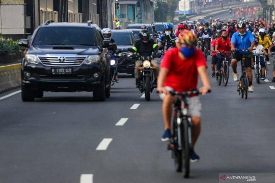 CFD dan 17-an di Jakarta ditiadakan