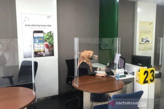 Patuhi Qanun, 8 Kantor Cabang Bank Mandiri jadi bank syariah di Aceh