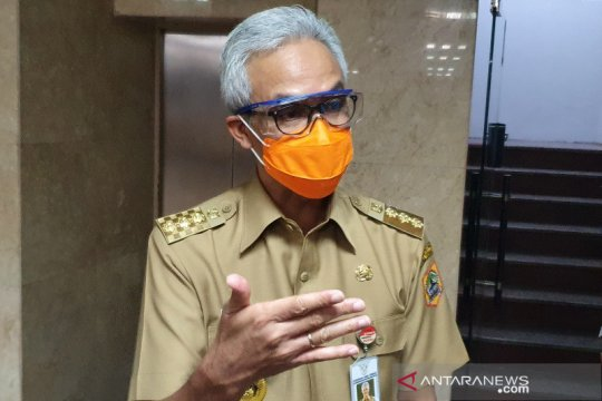 Ganjar dukung pengusutan kasus penyerangan kelompok intoleran di Solo