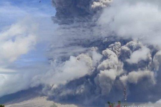 BMKG: Letusan Gunung Sinabung belum berdampak pada penerbangan ke Aceh