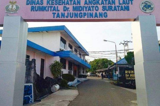 IGD dan Laboratorium RSAL Tanjungpinang Kepri tutup sementara