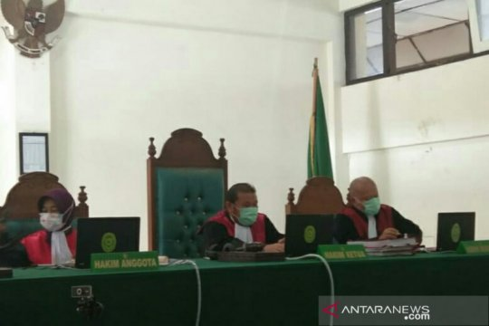 Dua kurir 22 kilogram sabu-sabu dituntut penjara seumur hidup