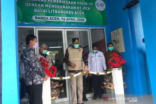Balitbangkes Aceh tutup karena 2 petugas positif tertular COVID-19