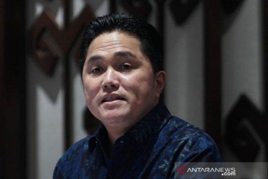 Erick Thohir:  Bangsa luar percaya RI tumbuh, masa bangsa kita pesimis