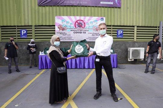PT Mercedes-Benz Indonesia kembali salurkan bantuan COVID-19