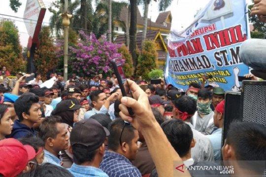Lima bulan buron, Plt Bupati Bengkalis nonaktif ditangkap polisi