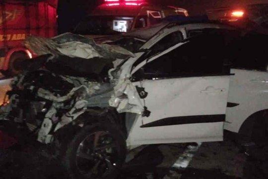 Kronologi kecelakaan Tol Cipali KM 184 tewaskan delapan orang