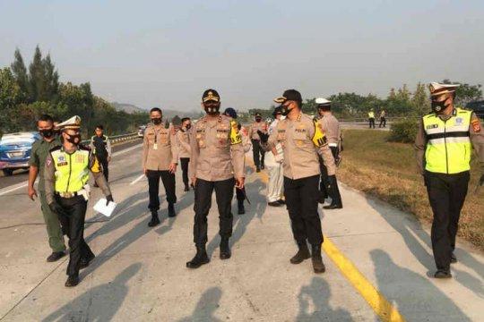 Kapolda: Kecelakaan Tol Cipali akibatkan delapan orang meninggal dunia