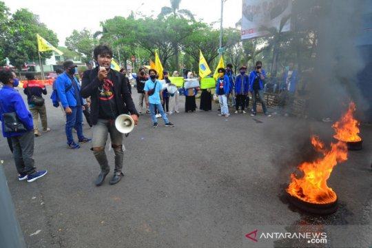Mahasiswa Bogor kembali pertanyakan dana penanganan Covid-19