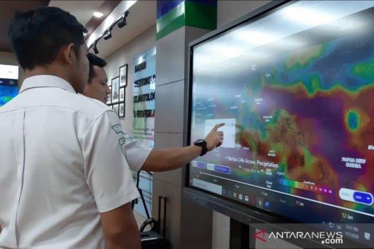 BMKG pantau fenomena gelombang atmosfer di beberapa wilayah pekan ini