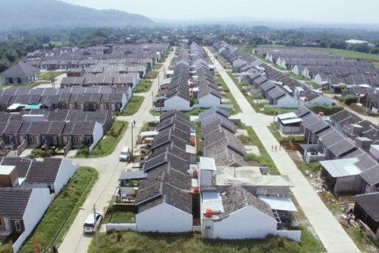 KemenPUPR sebut 141.700 rumah tapak subsidi terjual hingga hari ini