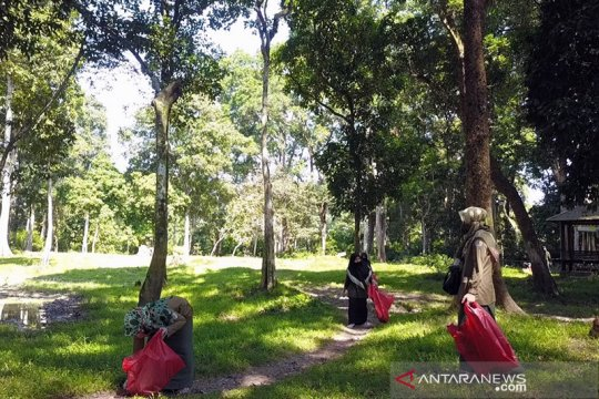 BBKSDA Riau gelar aksi bersih sampah di TWA Buluh Cina