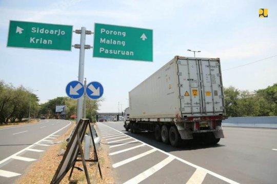 Kementerian PUPR dukung rencana akses tol ke pasar induk Sidoarjo