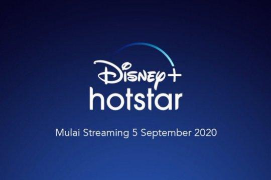 Disney+ Hotstar hadirkan serial hingga premiere film di Indonesia