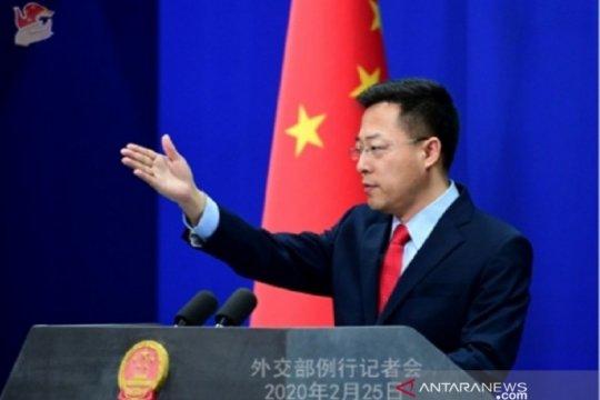 China umumkan sanksi 11 anggota parlemen AS terkait Hong Kong