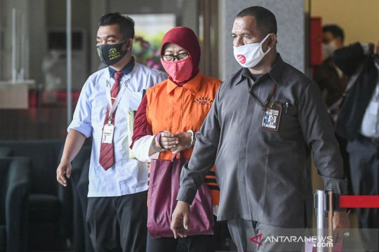 Mantan anggota DPRD Sumut diperiksa KPK