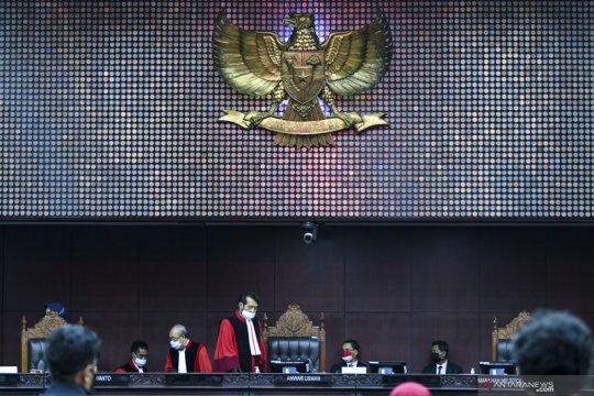 MK tak kabulkan gugatan soal periode jabatan hakim agung