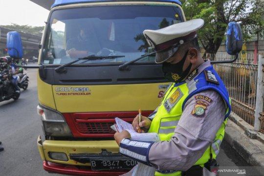Ganjil-genap masih ditiadakan meski lalu lintas Jakarta mulai padat