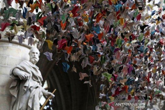 Brussels wajibkan masker di tempat umum saat kasus COVID-19 meningkat
