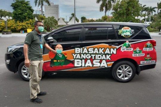 Warga Surabaya diimbau tidak adakan malam tasyakuran 17 Agustus