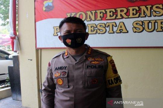 Polresta Surakarta tangkap dua orang kelompok intoleran