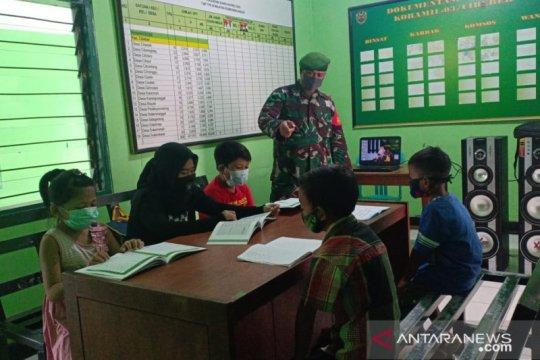Kodim 0608 cianjur sediakan internet gratis