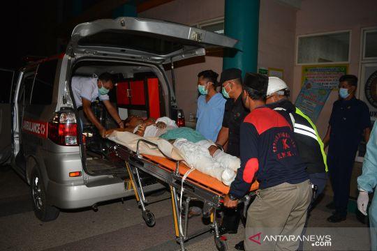 Korban ledakan di pabrik bioetanol di Mojokerto