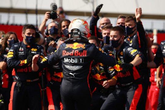 Verstappen tak sangka bakal menang, tapi puji strategi timnya