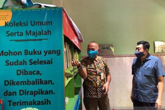 Pojok Baca Cantika hadir di Klenteng Poncowinatan Yogyakarta