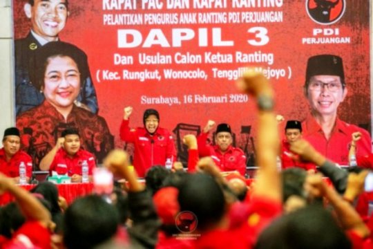 Pakar politik: PDIP punya pekerjaan berat di Pilkada Surabaya