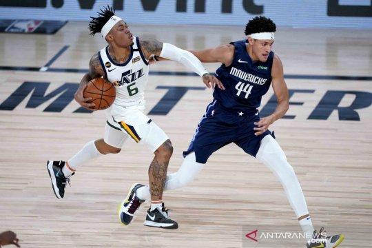 NBA: Dallas Mavericks menang atas Utah Jazz 122-114