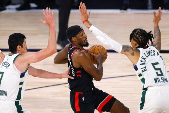 Raptors tekuk Bucks dalam duel dua tim top Wilayah Timur