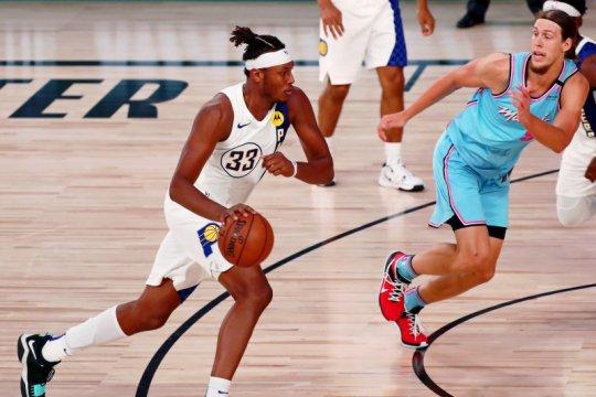 Heat bekuk Pacers untuk ambil alih posisi keempat  Wilayah Timur