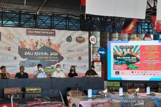 Konser musik 'drive-in' siap diselenggarakan di Ubud Bali