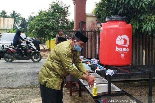 Positif COVID-19, Bupati Aceh Singkil dan isteri isolasi mandiri