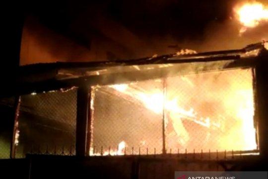 Kebakaran di RSUD Tanjungpinang kerugian ditaksir ratusan juta rupiah
