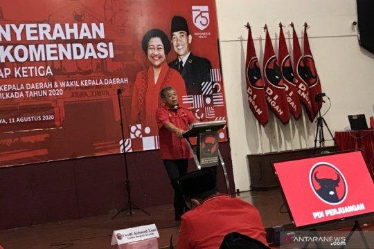 PDIP umumkan calon wali kota Surabaya paling lambat 19 Agustus