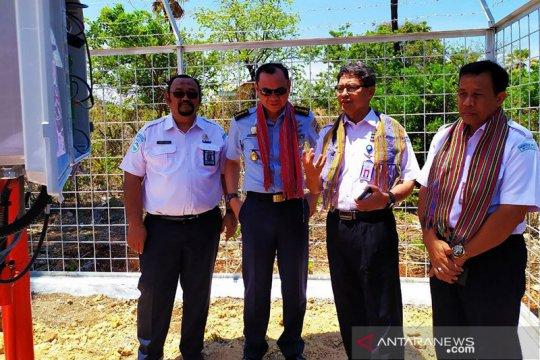 Tujuh titik panas terdeteksi BMKG di Nusa Tenggara Timur