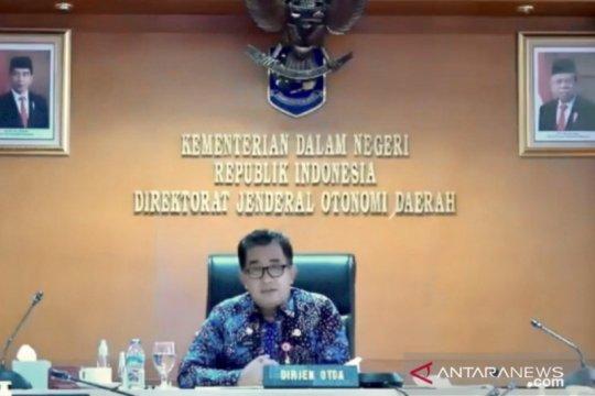 Dirjen Otda heran Surabaya belum selesai penyederhanaan birokrasi