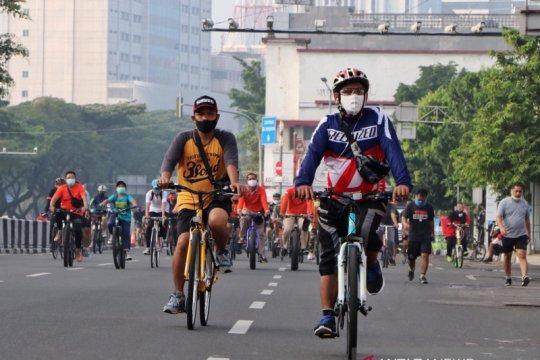 Jakarta Utara tetapkan dua lokasi kawasan khusus pesepeda