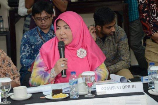 DPR minta perjanjian dagang lindungi industri domestik