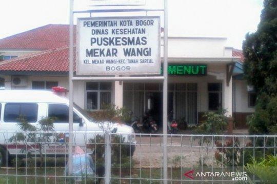 Empat puskesmas di Kota Bogor ditutup sementara karena COVID-19