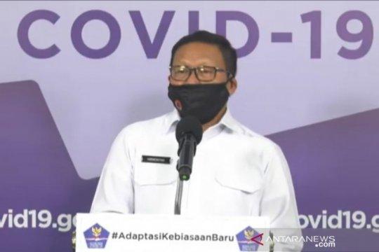 BNPB terima bantuan 650 ribu masker kain untuk warga yang membutuhkan